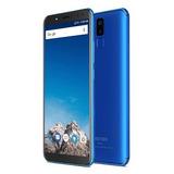 Smartphone Vernee X 6g Ram 128gb Azul Importado Frete Grátis