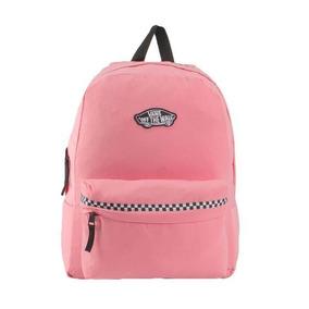 Mochila Backpack Vans Color Rosa Para Dama-mujer Nx785 A b488ecb3741