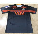 Camisa Nike Jaguares Rugby Argentina 2018 - Pronta Entrega!