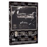 Dvd O Sétimo Selo - Ingmar Bergman - Versátil - Original