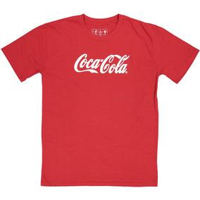 Franelas Caballero Coca-cola Recycled Bottles Script Tee 05a6fc55a05
