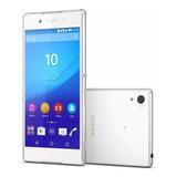 Celular Smartphone Sony Xperia Z3 Plus Branco Vitrine