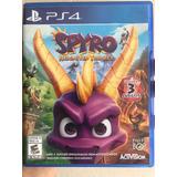 Spyro Ps4 Trilogy Juegos Español