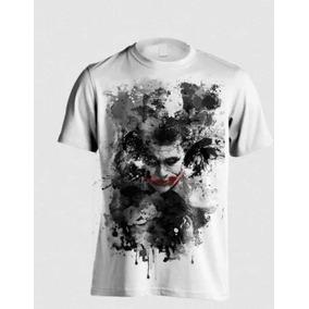 Camiseta Coringa - Camisetas Manga Curta para Masculino em Franca no ... ffe85bf52e4