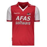 Camisa Do Az Alkmaar Holanda no Mercado Livre Brasil 78a3eca68f8b2