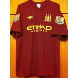 Camisa Manchester City 2012 13 Balotelli  45 Premier League e21cee0eba8a5