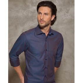 Camisa Social Masculina Baumgarten - Camisa Masculino no Mercado ... 3cf749ad64b63