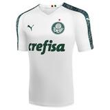 Nova Camisa Verde Branca Oficial Palmeiras 2019 Puma Promoçã