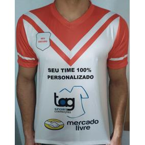 Kit Camisa E Calção Personalizada Time Esportivo