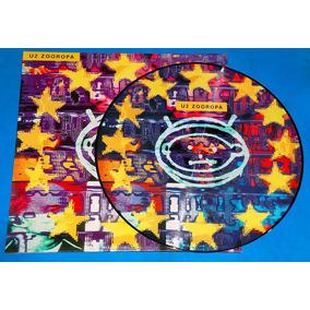 U2 - Zooropa - Picture Disc - 1993 - Uk - Lacrado