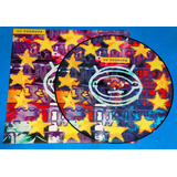 U2 - Zooropa - Picture Disc - 1993 - Uk - Lacrado