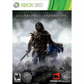 Shadow Of Mordor Xbox 360 M.fisica
