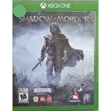 Middle Earth Shadow Of Mordor Xbox One Infinity Games