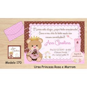 40 Convite Chá De Bebê / Chá De Fralda