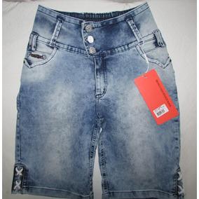 Bermuda Edex Jeans Tamanho 48 E Sedex Grátis