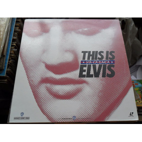 Elvis Presley - This Is Elvis Laserdisc Duplo Lds Perfeitos