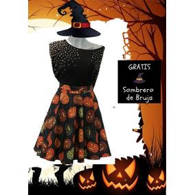 Falda Negra S/m/g Circular Halloween Disfraz Varias Tallas