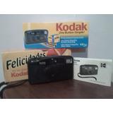 Camara Kodak 35 Mm Modelo Kb20 Para Coleccionista