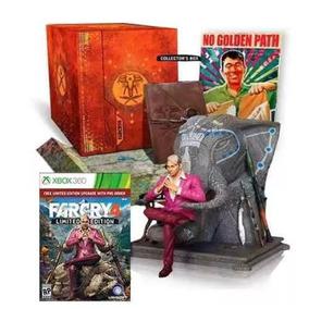Jogo Far Cry 4 Kyrat Edition Xbox 360 Novo Lacrado