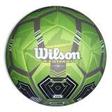 c871241b21 Bola De Futebol - Hex Stinger - Verde Com Marrom - Wilso Wil