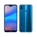 Huawei P20 Lite 32gb Rom 4gb Ram + Estuche + Vidrio