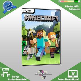 Minecraft Pc Digital 2019 Última Vers. + 38 Mods! Español
