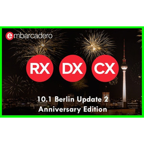 Rad Studio 10.1 Berlin Enterprise Update 2