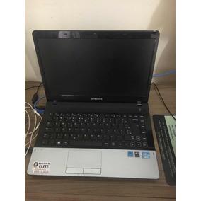 Notebook Samsung Core I3 4gb De Ram 500gb De Hd