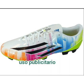 Zapatillas adidas Messi T-46+ Botin Futbol Leer Video Envios fc8cc2d8000b1