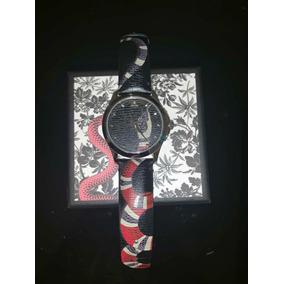 efd9ea5138f2 Reloj Gucci Dama Original 0766 Relojes - Relojes Pulsera en Mercado ...