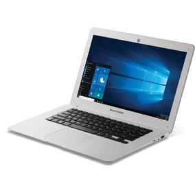 Notebook 14 2gb 32gb Atom / Win / Branc