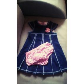 Vestido Para Niña Original Nuevo Talla 2