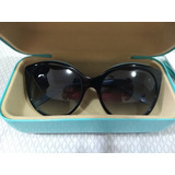 Óculos De Sol Tiffany E Co. Fotos Reais  Óculos E Embalagem b0d642ce9d