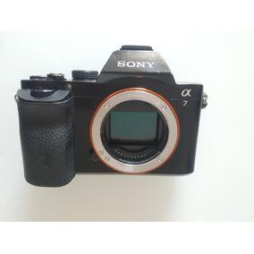 Câmera Mirrorless Sony A7 - Ñ A7s A7r A7ii - Só Corpo
