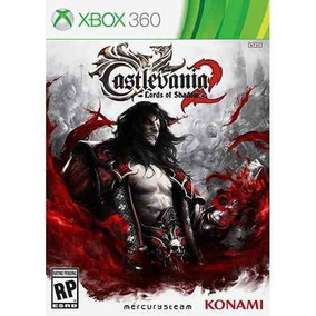 Castlevania Lord Of Shadow 2 Xbox 360 - Mídia Digital