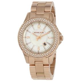 Relogio Feminino Dourado - Relógio Michael Kors Feminino, Usado no ... 499881824d