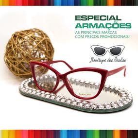 ca97a6486093d Oculos Grau Maxiline - Óculos no Mercado Livre Brasil