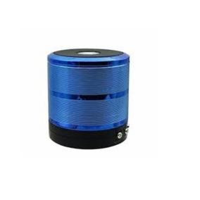 Caixinha De Som Redonda Portátil Bluetooth 10 Unidades