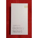 Samsung Galaxy Note 5 32 Gb Original Desbloqueado
