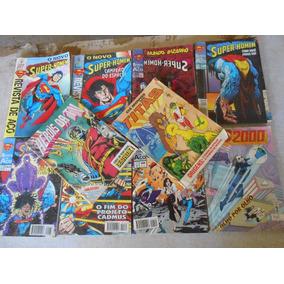 10 Gibi Revista De Aço Super Homem Nº127 Dc 2000 Deathlok