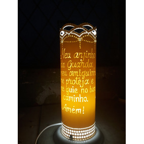 Luminária Anjinho Da Guarda