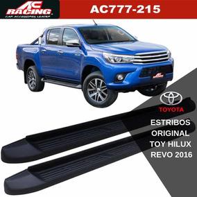 Estribos Ac Racing Originales Toyota Hilux Revo 2016 Nuevos