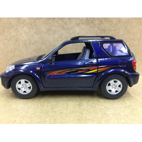 Miniatura Toyota Rav 4 Azul