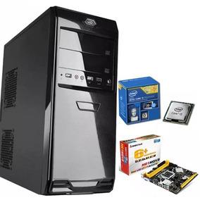 Computador Intel Dual Core 4gb Ram 320gb Disco Duro