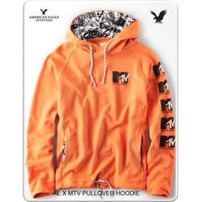 Sudadera American Eagle Mtv 100% Original Nuevas