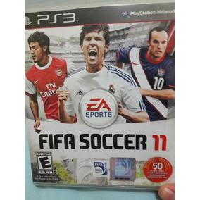 Jogo Ps3 Fifa Soccer 11
