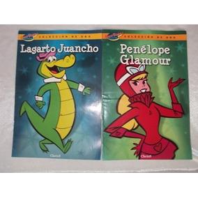 Penelope Glamour, Lagarto Juancho: Maxi Libros De Juegos