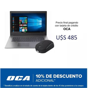 Notebook Lenovo Ideapad 330 Nueva I3-8130u 4gb 1tb W10 Amv