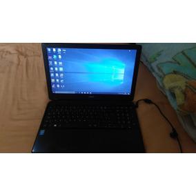 Notebook Acer Core I5, 6gb De Ram, Hd 500gb E Tela De 15.6