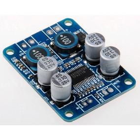 Kit Placa Amplificador Digital 60w Rms Módulo Potência